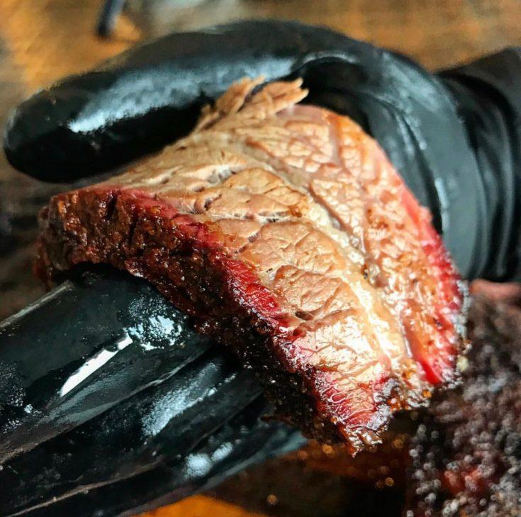 Smoked BBQ Brisket