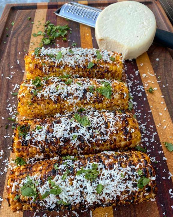 Elotes (Mexican Steet Corn)